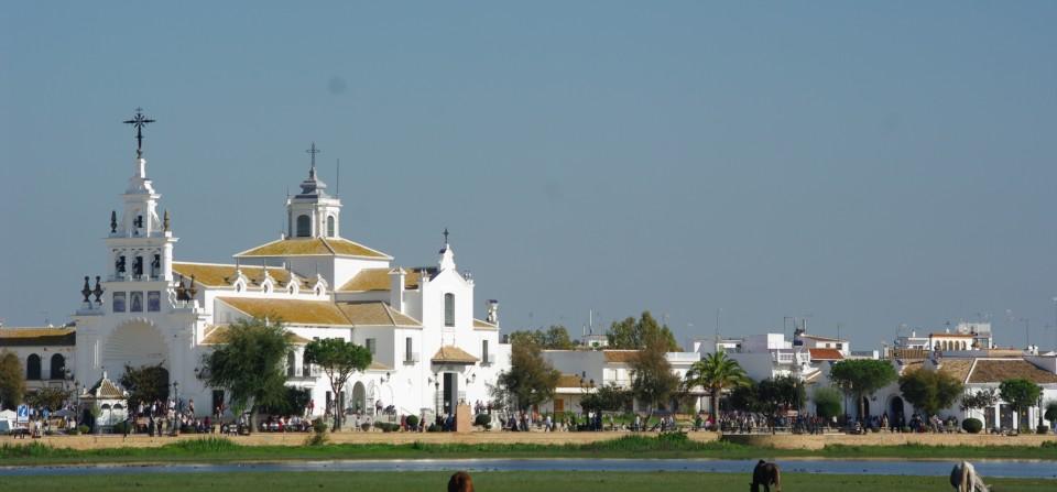 El Rocío – die Pferdestadt